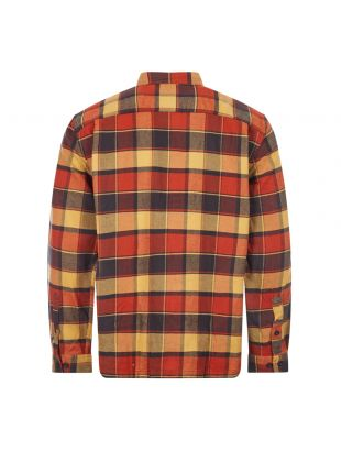 Flannel Shirt - Burnished Red