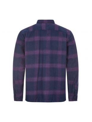 Flannel Shirt - Purple