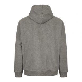 Hoodie P6 Logo - Grey