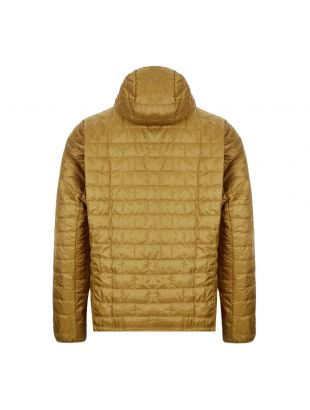 Nano Puff Hoody - Brown