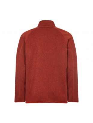 Better Sweater Jacket - Barn Red
