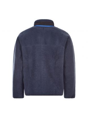 Classic Retro X Fleece Jacket - Navy