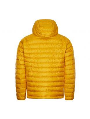 Down Sweater Hoody Jacket - Buckwheat Gold