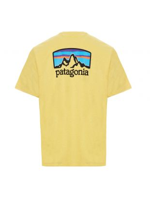 T-Shirt Horizons Responsible - Yellow