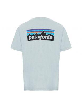 T-Shirt P-6 Logo Responsibili - Sky Blue