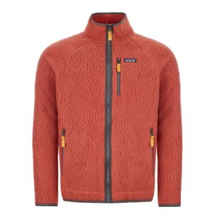 Patagonia Retro Pile Jacket | 22801 SPRE Red |