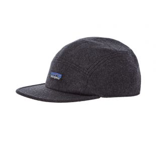 Patagonia Recycled Wool Cap 22320|FGE In Forge Grey At Aphrodite Clothing