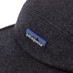 Recycled Wool Cap - Forge Grey
