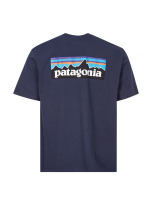 T-Shirt Logo - Navy