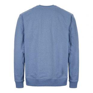 Sweatshirt Uprisal - Woolly Blue