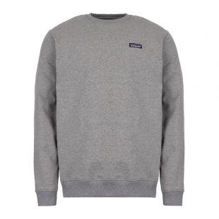patagonia sweatshirt uprisal 39543 GLH grey