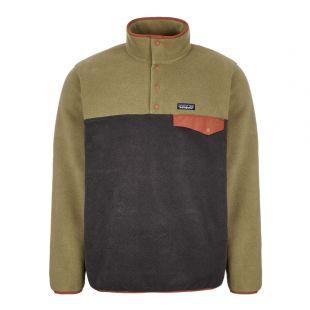 Patagonia Pullover Synch Snap 25550 SKA Sage Khaki