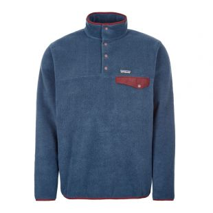 Patagonia Pullover Synch Snap 25550 SNBL Blue