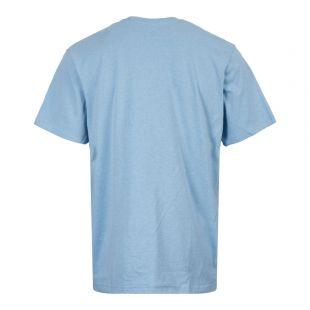 T-Shirt Shop Sticker Responsibili - Break Up Blue