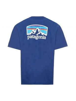 T-Shirt Horizons Responsible - Blue