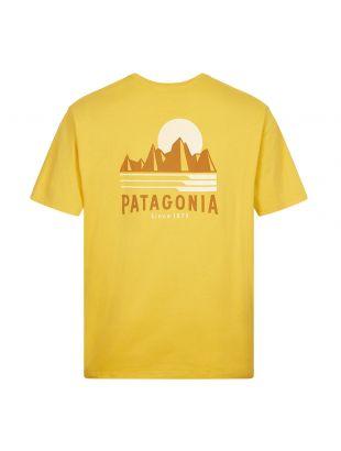 Tube View T-Shirt - Yellow