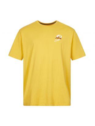 Patagonia Tube View T-Shirt | Yellow