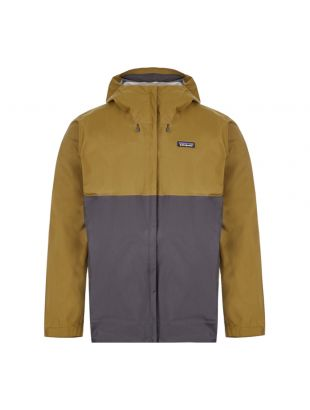Patagonia Torrentshell Jacket | 85240 COI Brown
