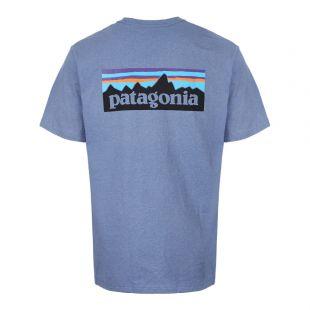 Resonsibili T-Shirt - Blue