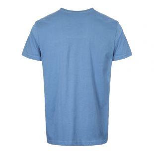 Fitz Roy Scope T-Shirt  - Blue