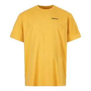 patagonia t-shirt 39174 gold