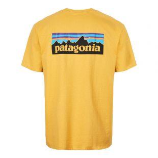 T-Shirt P6 Logo - Gold