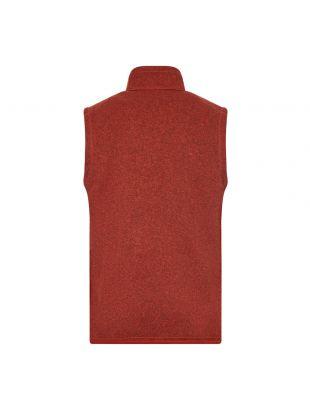 Better Sweater Fleece Vest - Barn Red