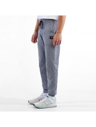 Sweatpants Logo - Grey