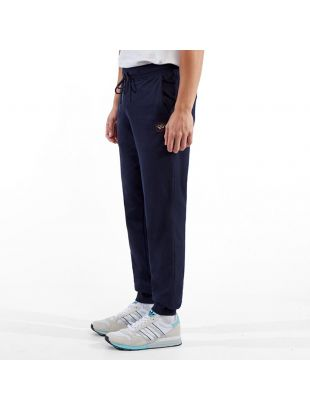 Sweatpants Logo - Navy
