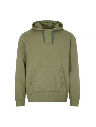 Paul Smith Hoodie | M2R 949T E20919 34 Green