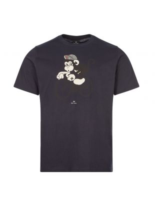 T-Shirt Bike Monkey - Dark Navy