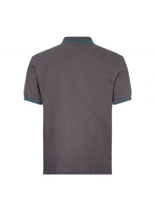 Twin Tipped Polo - Dark Grey