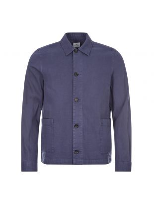 Paul Smith Shirt | M2R 211U E20577 46 Indigo | Aphrodite