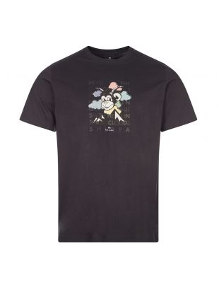 Paul Smith T-Shirt Monkey | M2R 011R EP2331 79 Black | Aphrodite