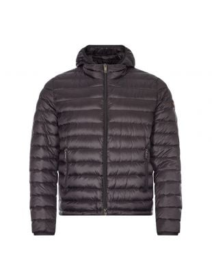Paul and Shark Padded Jacket | C0P2008 011 Black | Aphrodite