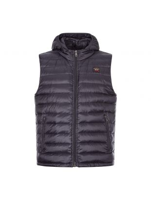 Paul and Shark Padded Gilet | C0P2007 013 Navy | Aphrodite