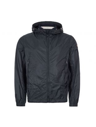 paul and shark jacket hooded|P20P2052 013 navy