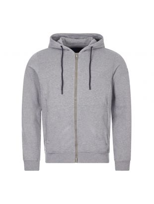 Paul and Shark Hoodie | C0P1017 931 Grey | Aphrodite