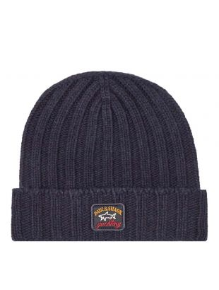 Knit Hat - Navy