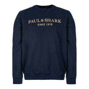 Paul & Shark Sweatshirt | A19P1829 013 Navy