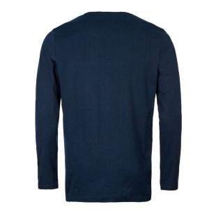 Long Sleeve T-Shirt – Navy