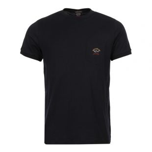 Paul & Shark T-Shirt | A17P1601SF-150 Navy