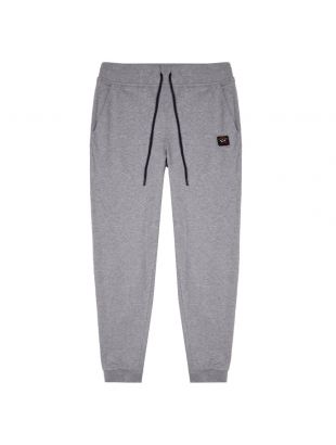 Paul and Shark Sweatpants Logo | C0P1019 931 Grey | Aphrodite