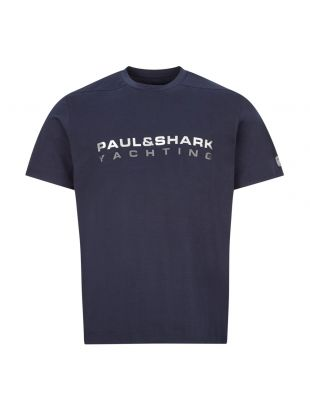 Paul & Shark T-Shirt Yachting | E20P1001 013 Navy