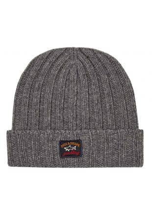 Knit Hat - Grey