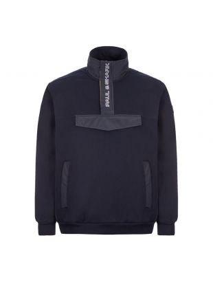 Paul & Shark Half Zip Sweatshirt Navy