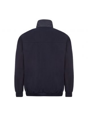 Sweatshirt Half Zip - Navy