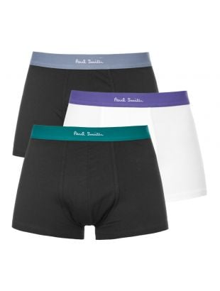Paul Smith Trunks 3 Pack   M1A 914C E3PCKW 1A Mix