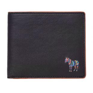 Paul Smith Wallet | M2A 5321 BZEBRA 79 Black