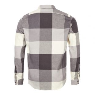 Shirt - Black / White Check